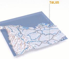 3d view of Talon