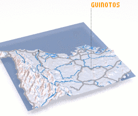 3d view of Guinotos