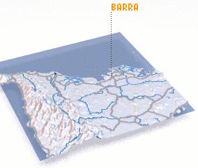 3d view of Barra