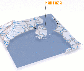 3d view of Mantaza