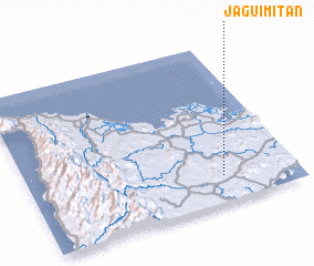 3d view of Jaguimitan