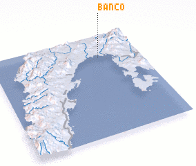 3d view of Banco