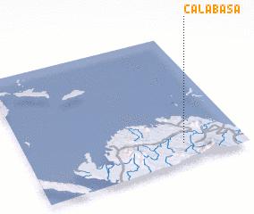 3d view of Calabasa