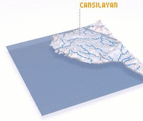 3d view of Cansilayan