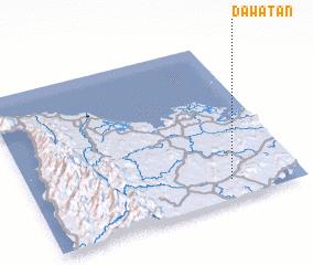 3d view of Dawatan