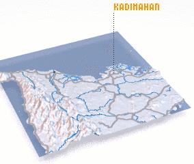 3d view of Kadimahan