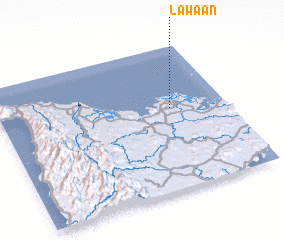 3d view of Lawa-an