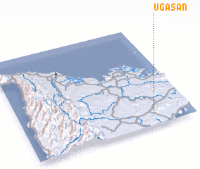 3d view of Ugasan