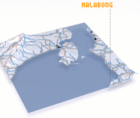 3d view of Malabong