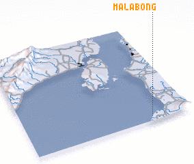 3d view of Malabong