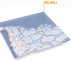 3d view of Malibili
