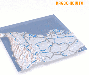 3d view of Bago-Chiquito