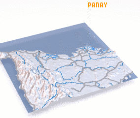 3d view of Panay