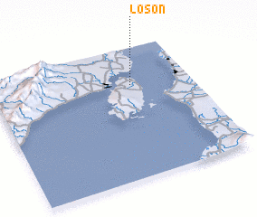 3d view of Loson