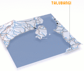 3d view of Talubangi