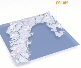 3d view of Celais