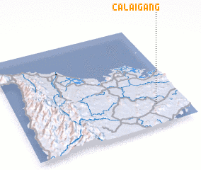 3d view of Calaigang