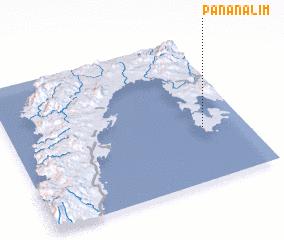 3d view of Pananalim