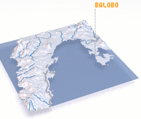 3d view of Balobo