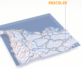 3d view of Pascolon