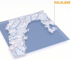 3d view of Pololaum