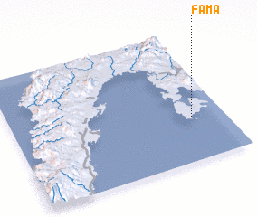 3d view of Fama