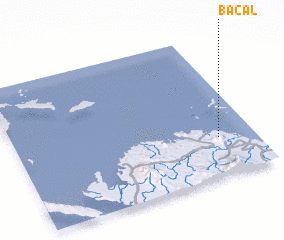 3d view of Bacal