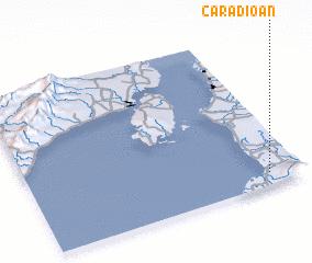 3d view of Caradioan