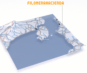 3d view of Filomena Hacienda
