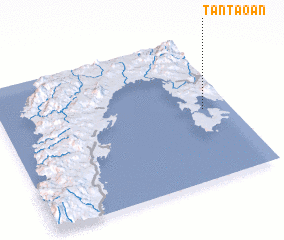 3d view of Tantaoan