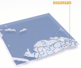 3d view of Dugoñgan