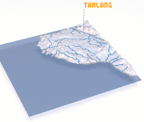 3d view of Tamlang