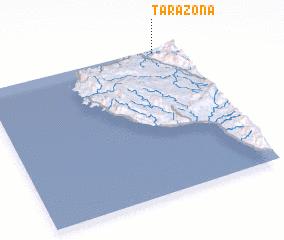 3d view of Tarazona