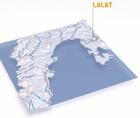 3d view of Lalat