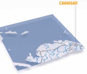 3d view of Caawigan