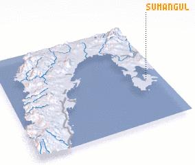 3d view of Sumangul