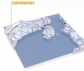 3d view of Caromañgay