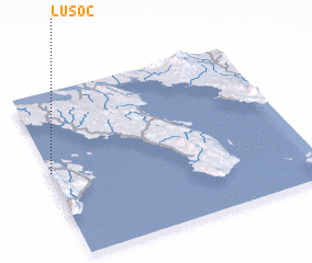3d view of Lusoc