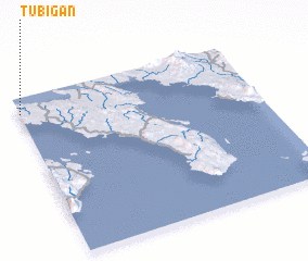 3d view of Tubigan