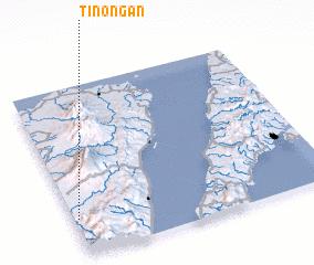3d view of Tinoñgan