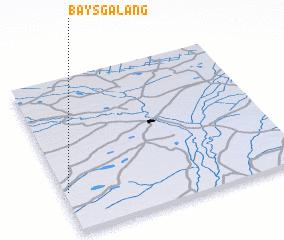 3d view of Baysgalang