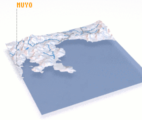 3d view of Muyo