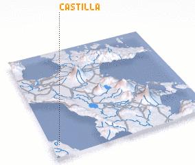 3d view of Castilla