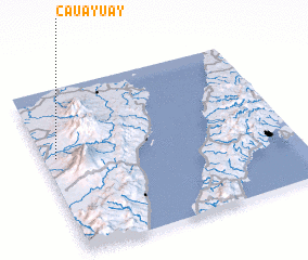 3d view of Cauayuay