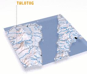 3d view of Talotog