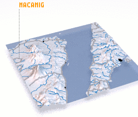 3d view of Macamig