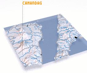 3d view of Camandag