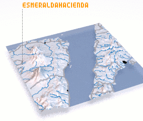 3d view of Esmeralda Hacienda