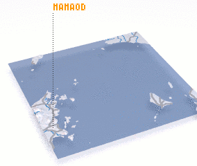 3d view of Mamaod