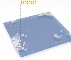 3d view of Boroñgon